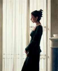 Beautiful Dreamer by Jack Vettriano - Limited Edition on Paper sized 22x28 inches. Available from Whitewall Galleries